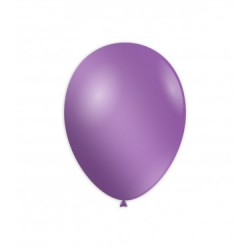 Baloane Latex Metalizate Lavanda 30 cm,  Rocca Fun Factory, GM110 73