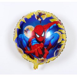 Balon folie metalizata 45cm, SpiderMan