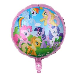 Balon Folie metalizata My Little Pony, 45 cm