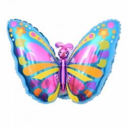 Balon Folie Fluture, 70x53 cm
