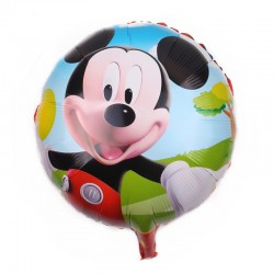 Balon Folie metalizata Mickey Mouse, 45 cm