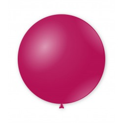 Balon Latex JUMBO 90 cm Fucsia 07