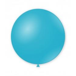 Balon Latex JUMBO 90 cm Blue Azuriu 46
