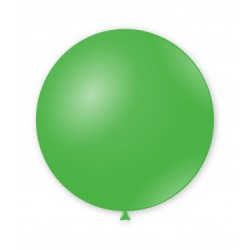 Balon Latex JUMBO 90 cm Verde 22