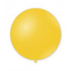 Balon Latex JUMBO 90 cm Galben 11