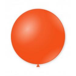 Balon Latex JUMBO 90 cm Portocaliu 14