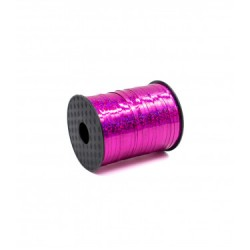 Rafie Fucsia Holografica 5 mm x 500 yards