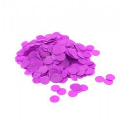 Confetti hartie rotunda Fucsia 1,8 cm, 14 g, Rocca Fun Factory