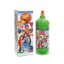 Butelie cu heliu 0,75 L pentru 10 baloane (baloanele sunt incluse in...