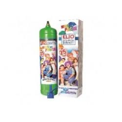 Butelie cu heliu 1,4 L pentru 25 baloane, Rocca Fun Factory calitate...