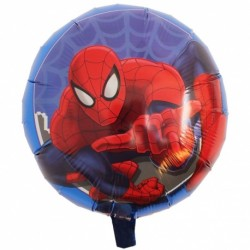 Balon folie 45 cm Spiderman, Amscan 32917