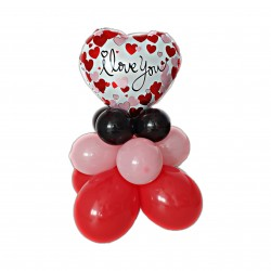 SET Decor Baloane Valentine's Day / Dragobete