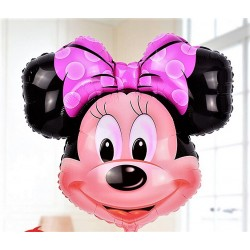 Balon Folie Figurina Cap Minnie Mouse 50 x 50 cm