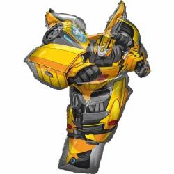 Balon figurina folie Transformers Bumble Bee, 68 x 93 cm, Amscan 3744201