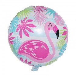 Balon folie Flamingo, 45 cm