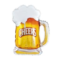 Balon Halba cu Bere Cheers, FooCA, 55x43 cm