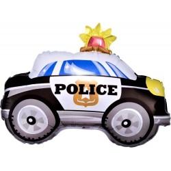 Balon folie Masina de Politie, FooCA, 60 x 43 cm