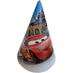 Set 10 coifuri petrecere cu Masini Cars