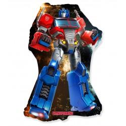 Balon figurina folie Transformers Optimus Prime, 76 cm, Rocca Fun Factory