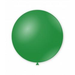Balon latex Jumbo pentru decor, 80 cm Verde, G220 13
