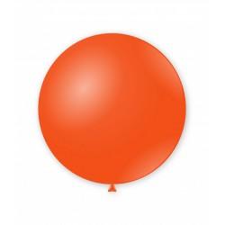 Balon Latex JUMBO 83 cm Portocaliu, G200 14