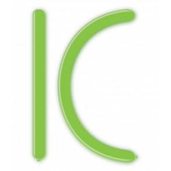 Baloane Latex MODELAJ cu Diametru de 4 cm si Lungimea 120 cm, Verde...
