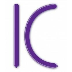 Baloane Latex MODELAJ cu Diametru de 4 cm si Lungimea 120 cm, Violet,...