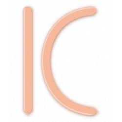 Baloane Latex MODELAJ cu Diametru de 4 cm si Lungimea 120 cm, Blush,...