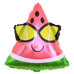Balon felie de pepene cu ochelari, FooCA