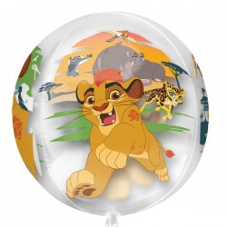 "Balon folie ""Lion Guard"" , G40, 38 x 40cm, 3464901 Amscan"