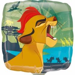 Balon folie 23 cm Lion Guard - Regele Leu, Amscan 3464802