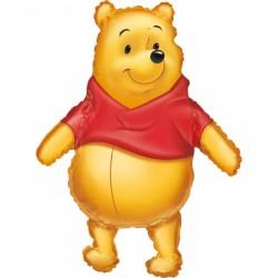 Balon Folie Figurina Winnie the Pooh Big as Life, 56x76 cm, Amscan,...