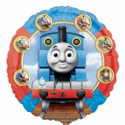 Balon Folie 45 cm, Thomas and Friends, Amscan 23735 01