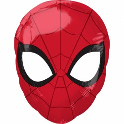 Balon folie metalizata 43cm, SpiderMan, Amscan 3466901