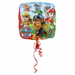 Balon folie metalizata, Paw Patrol, 43 cm, Amscan 3017901