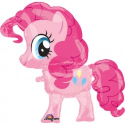 Balon figurina folie AirWalker My Little Pony, 66x73 cm, Amscan 2638501