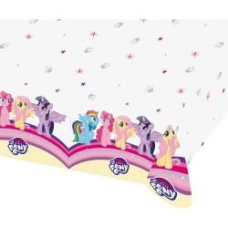 Fata de masa din plastic My Little Pony, pentru petrecere copii, 120 x...