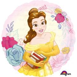 Balon folie Belle Frumoasa si Bestia, 43 cm, Amscan 3484701