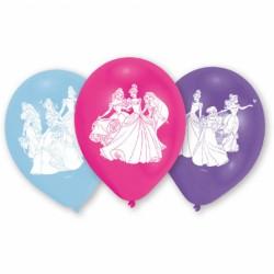 Balon latex Printesele Disney, 22.8 cm, Amscan 999226